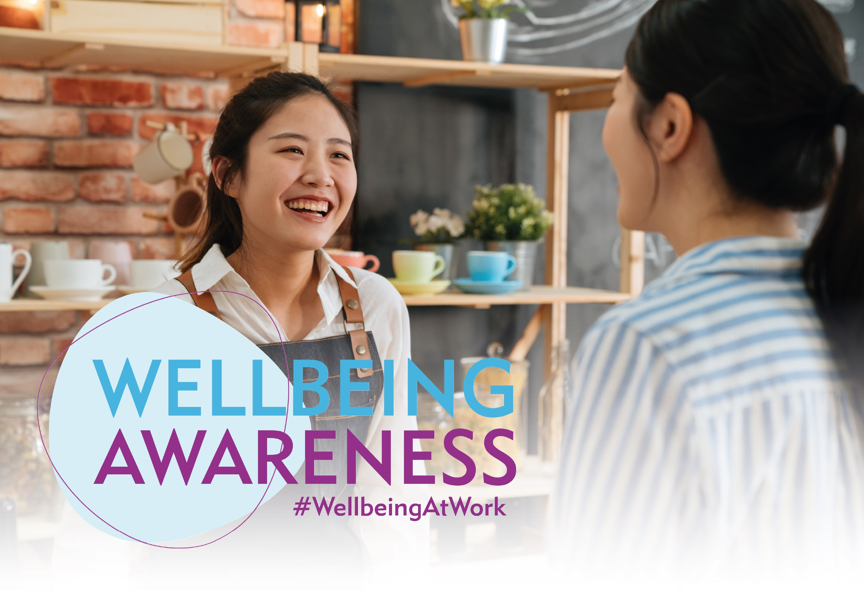 wellbeing awareness month homepage
