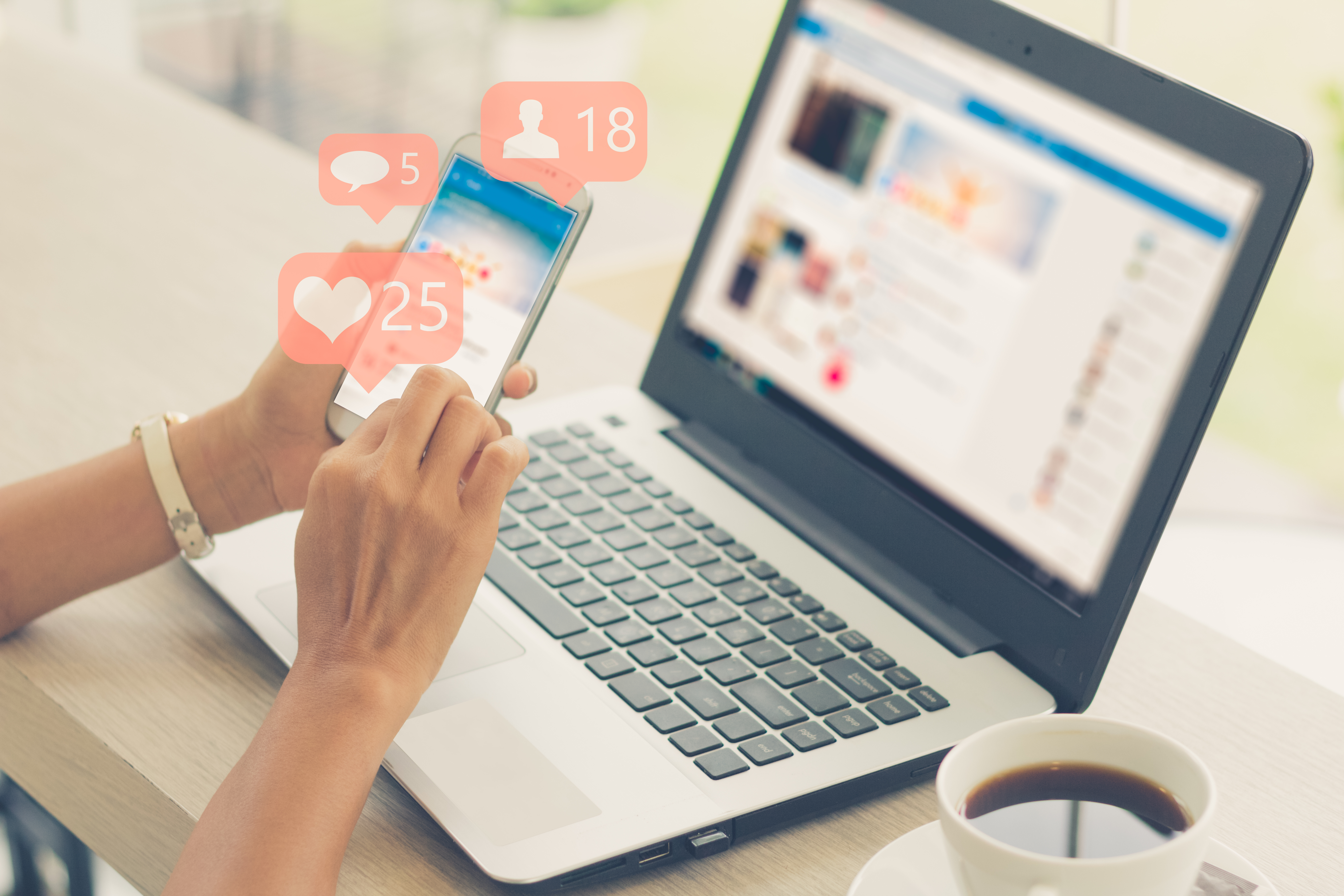 getting started with social media1